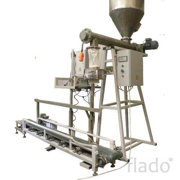 Оборудование для фасовки сухих дрожжей
