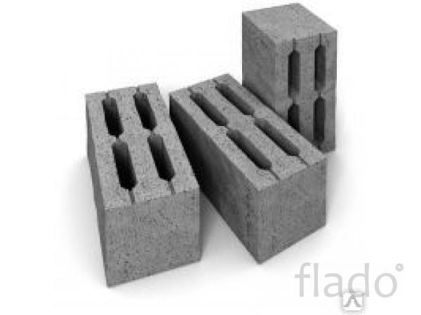 Блок шлакобетонный, доставка