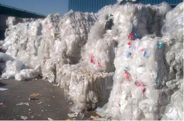 Выгоднее всех куплю отходы пленки, полиэтилен (ПВД,ПНД)