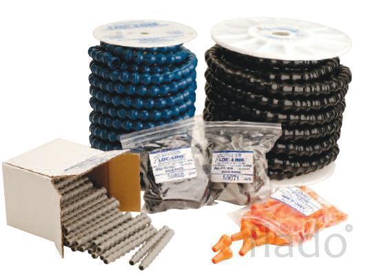 Шарнирные пластиковые трубки для подачи охлаждения для промышленных ст