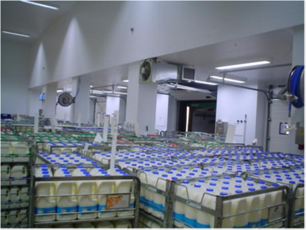 Комплектовщик на склад молочной продукции (вахта)