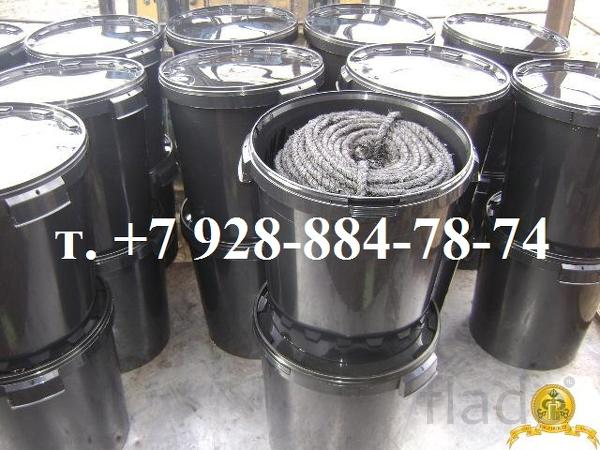 Каболка канализационная 10-50 мм