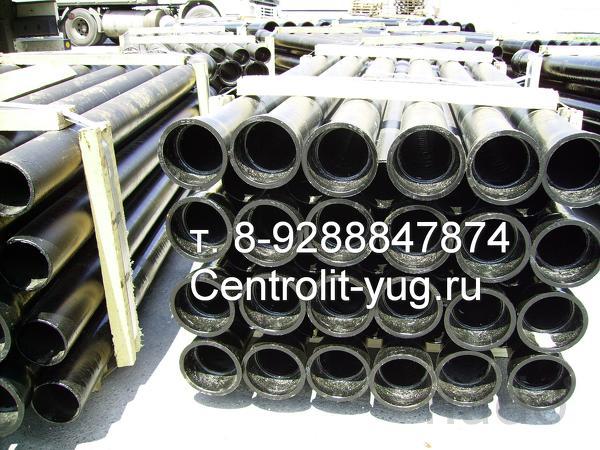 Трубы чугунные ТЧК 50 100 150 мм