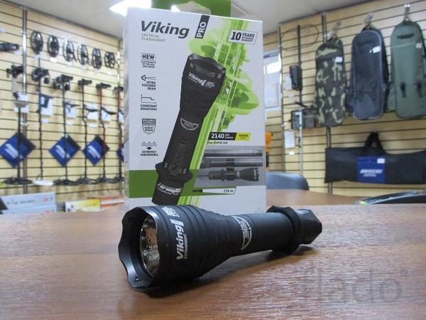 Фонарь Armytek Viking Pro v3 XHP50 (тёплый свет)