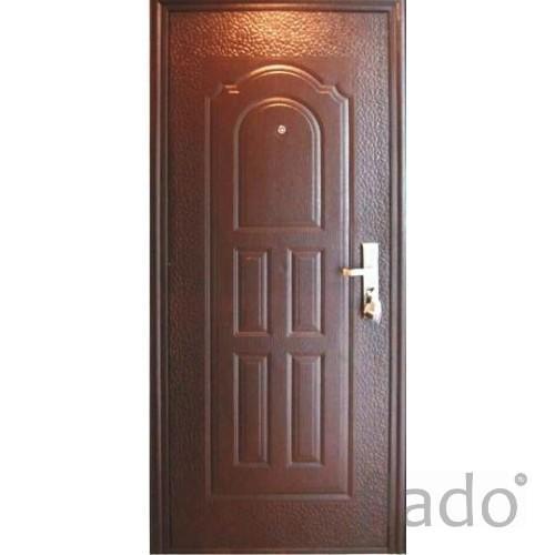 Двери металлические входные. Судак