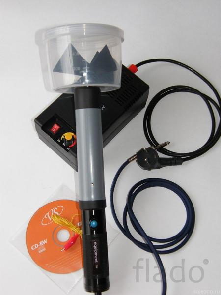 флокатор ручной,флок и клей для флокирования