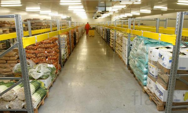 Упаковщик на склад овощей (вахта)