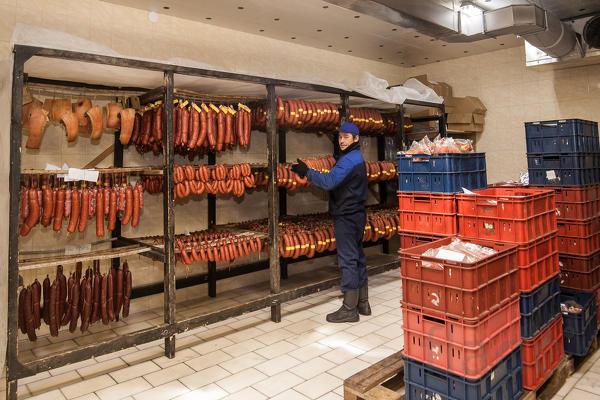 Рабочий, упаковщица, фасовщица на производство мясных полуфабрикатов(в