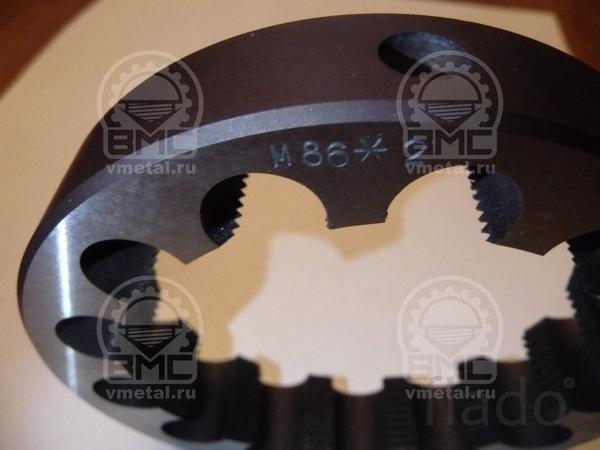 Инструмент для нарезания резьбы на оси SAF