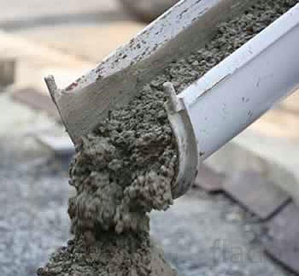 Абсолютно любая марка бетона