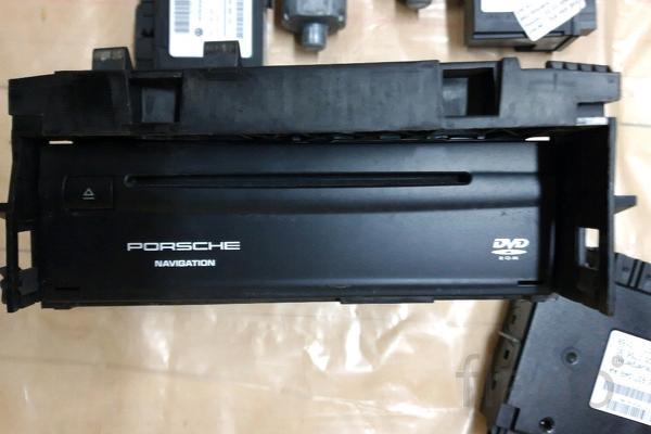 dvd-проигрыватель, Навигация Porsche Cayenne 955 957 911 Boxster