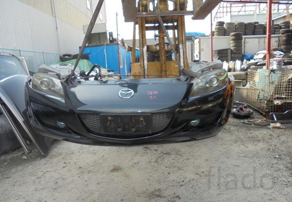 Ноускат Mazda RX-8 RX-8 бампер, фара, радиатор