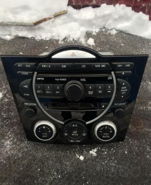 Магнитола Mazda RX-8 RX8
