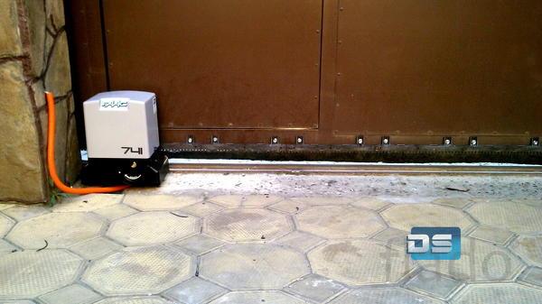 Итальянская автоматика для ворот до 900 кг