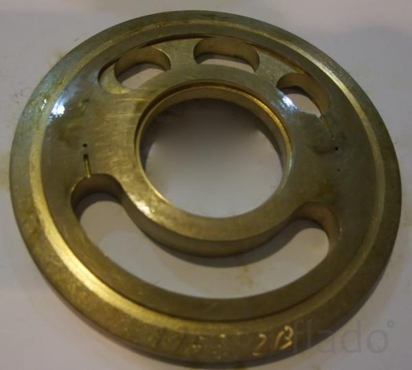 Распределительная плита гидравлического мотора хода 3106481