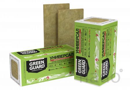 Утеплитель  Greenguard Базальтовый