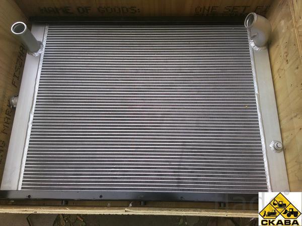Радиатор водяной 11N8-47112