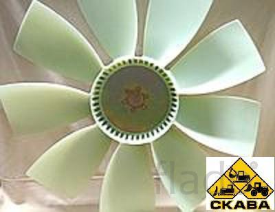 Крыльчатка вентилятора 65.06601-5067