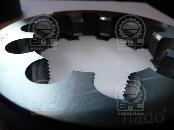 Плашка  М72х1,5 для ремонта осей ROR, SAF, BPW