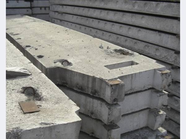 Балконные плиты ПБк