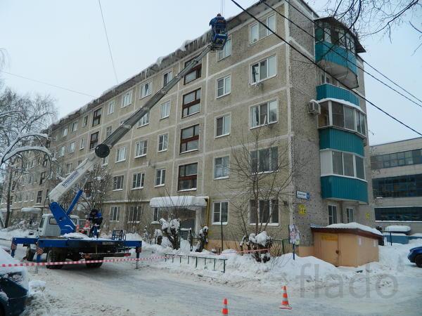 Аренда вышки 18 м в Ярославле