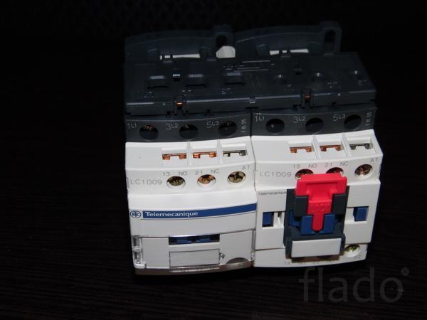 Магнитный пускатель LC1 D09.