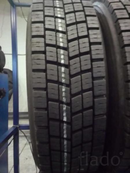 Грузовые шины на ведущую ось авто 315/70 R22.5