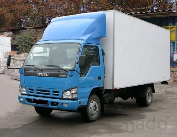 Фургон до 5 тонн