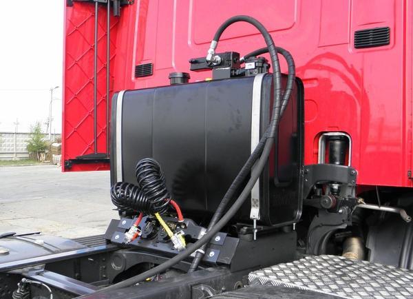 Комплекты гидрофикации на тягачи и самосвалы