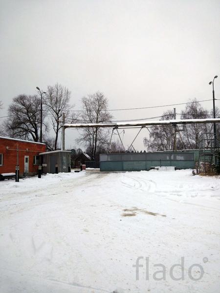 Складское здание в Белых Столбах
