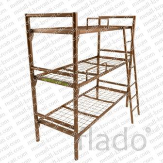 Одноярусные кровати в бытовки оптом