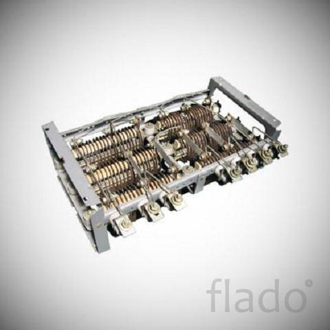 Блоки резисторов (БРФ, БРП, БРПФ)
