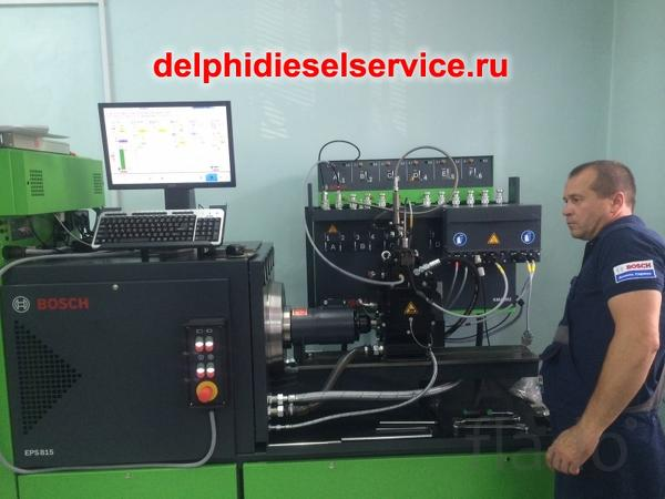 Ремонт дизельных форсунок  Renault Мagnum DXI DCI
