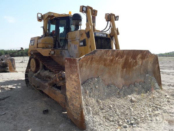 CAT D9R 2008 года выпуска под заказ