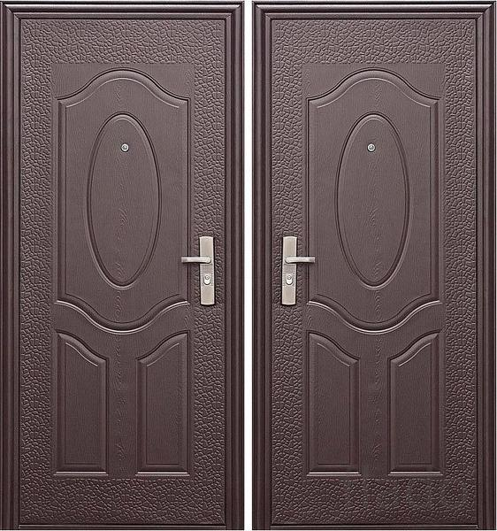 Прочные входные двери, новые