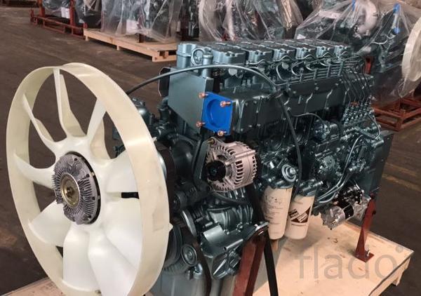 Двигатель D12.42-20 Евро 2 HOWO A7