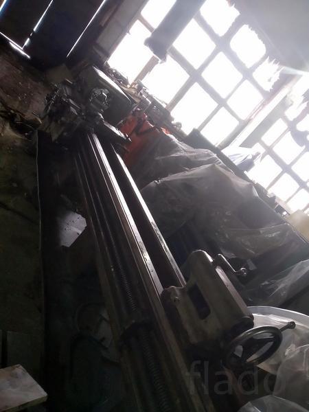 Станок ток-ый 1К62 3 метра