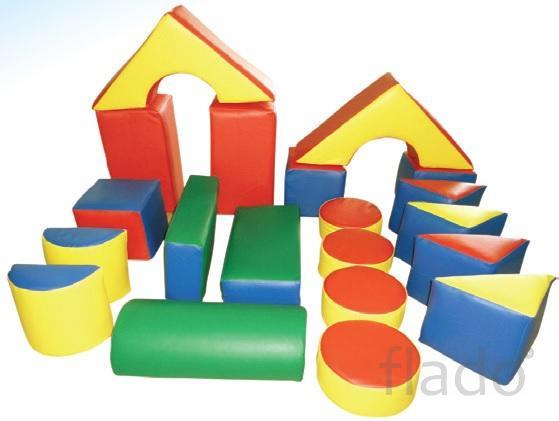 Детские мягкие модули от производителя