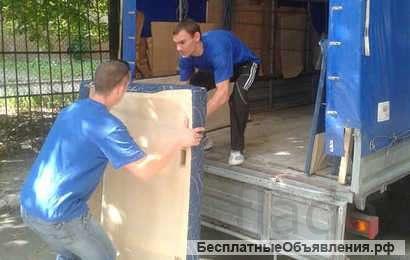Погрузо-разгрузочные работы в Красноярске