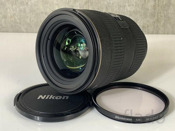 Объектив Nikon 28-70mm f/2.8D AF-S ED в хорошем техническом состоянии