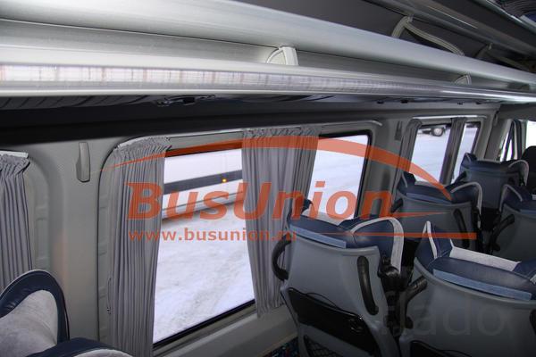 Шторки на микроавтобус Мерседес Спринтер