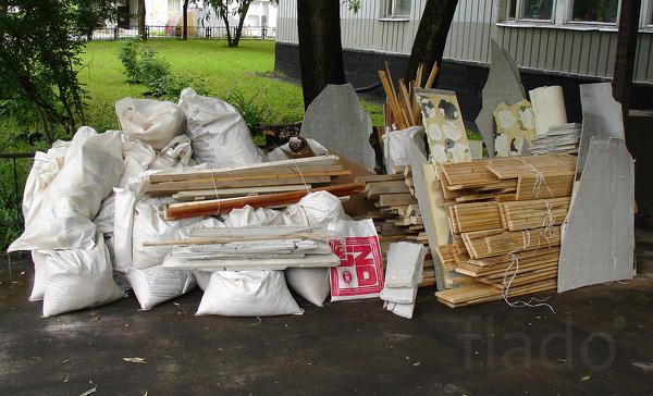 Вывоз строительного мусора,мебели,ненужного хлама.