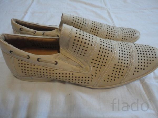 Туфли мужские новые размер 42