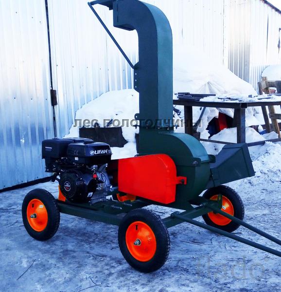Щепорубильная машина ЩДС-4 (щепорез)