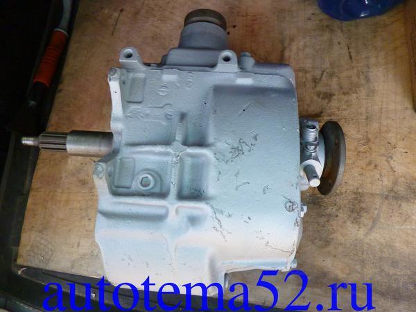 КПП коробка перемены передач ГАЗ-3307