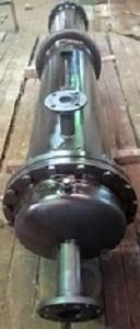 Теплообменник кожухотрубчатый  400 ТНВ