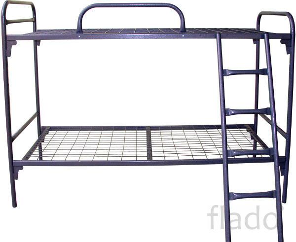 Двухъярусные кровати для рабочих эконом класса