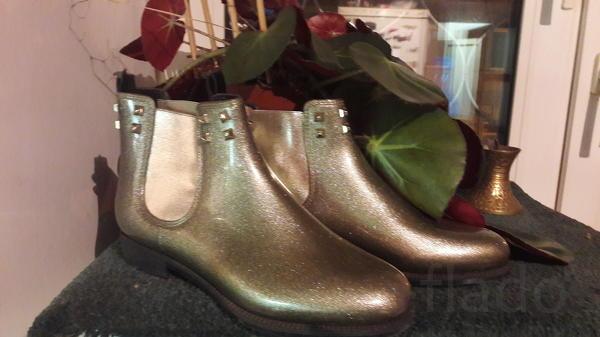 резиновые полусапожки Menghi Shoes & Co. s