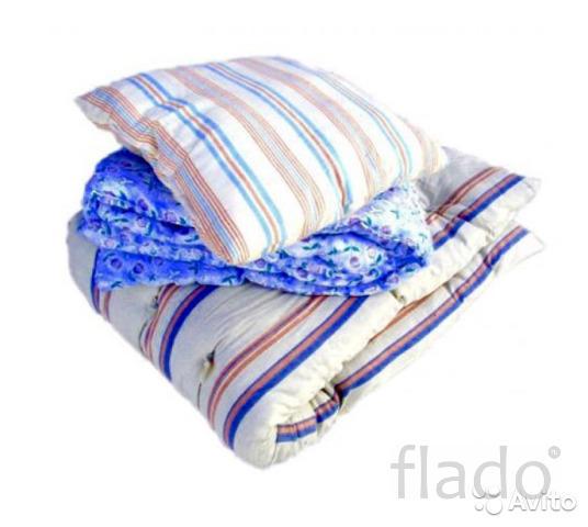 Комплекты постельного белья для строительных организаций