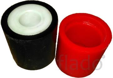 Восстановление и производство роликов конвейерных - полиуретан